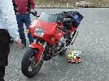 Nice Moto Guzzi 1100 Sport